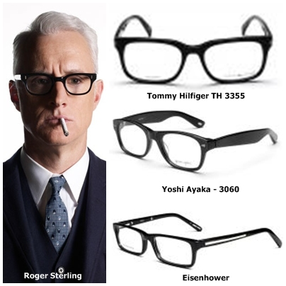 GlassesUSA.com Blog - Recent Posts - MAD MEN and their ...