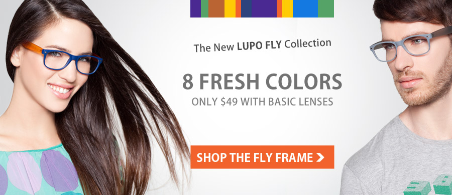 Shop Lupo Fly - $49 Incl. Basic Lenses